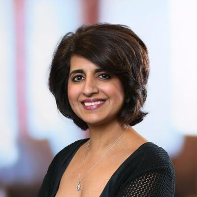 Professional Cropped Thadhani Reena Mintz