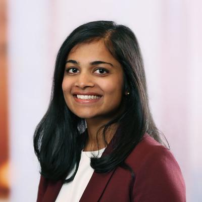 Professional Cropped Krishnamurthy Verna Mintz