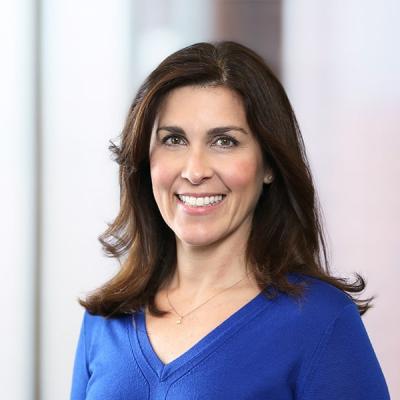 Professional Cropped Chandonait Joanne Mintz