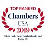 Chambers USA 2019 - Medium Size