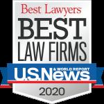 2020 logo best law firms
